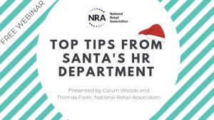 Legal event HR rostering christmas