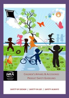Product Safety Guidelines: Children's Apparel & Accessories (2015)