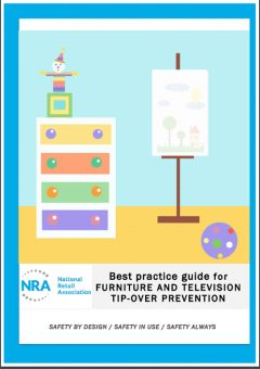 Best Practice Guide: Toppling furniture safety (2016)
