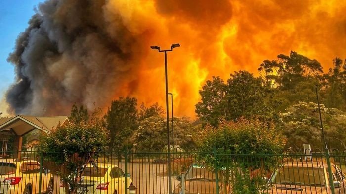Leasing and tenancy for retailers during bushfire disasters