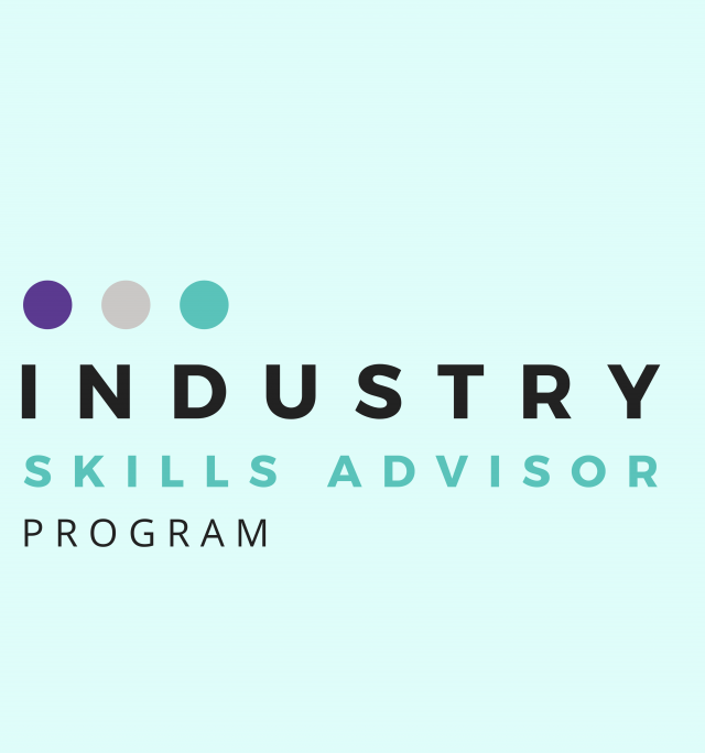 Industry Skills Advisor Program