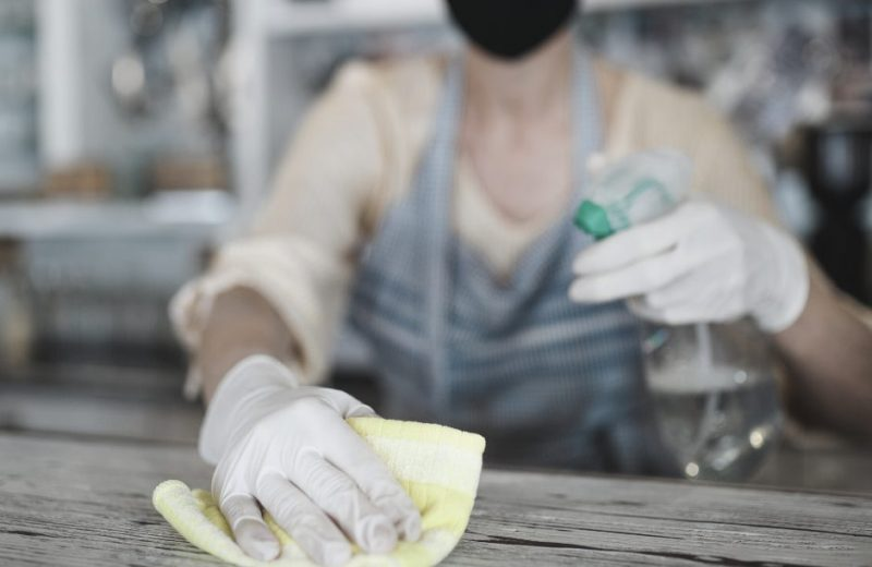 COVID infection prevention and control training program to help businesses