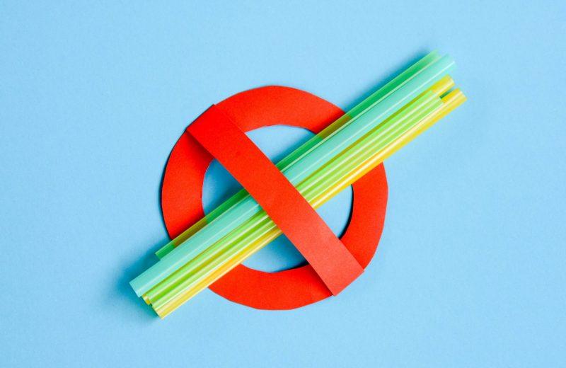 Qld single-use plastic straws