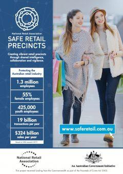 Safe Retail Precincts: Campaign Brochure