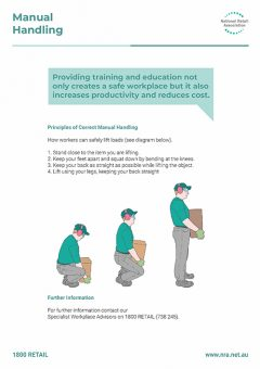 Manual Handling Guidance