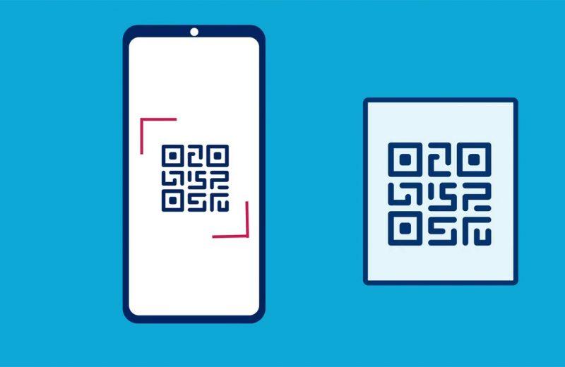 SA QR codes