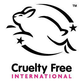 Cruelty Free International Leaping Bunny