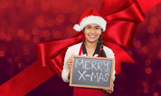 Get customer service skills for Christmas Jobs